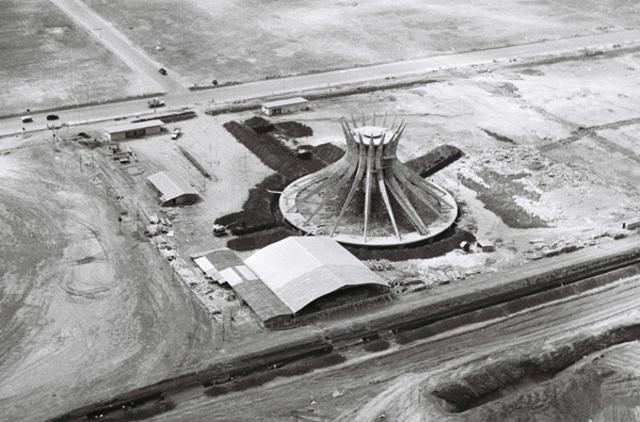 Construção de Brasilia