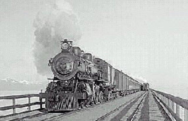 Texas rail rode