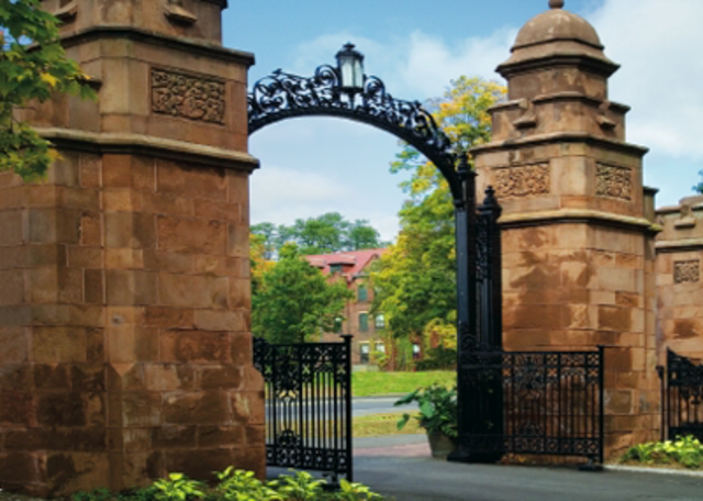 Accepted Early Decision at Mount Holyoke College