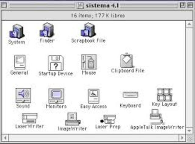 SISTEMA 4 (MAC)