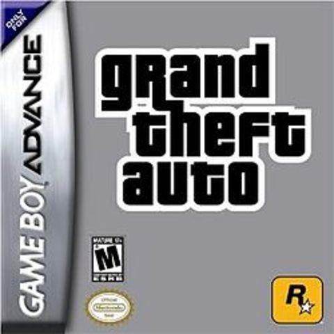 Grand Theft Auto (Game Boy Advance)