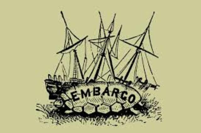 Embargo Act 1807