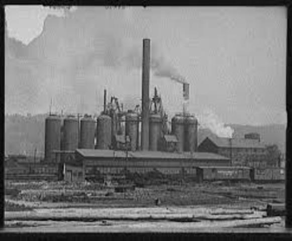 Carnegie Steel Company is formed
