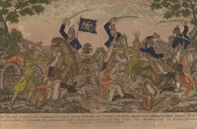 Battle of Thames