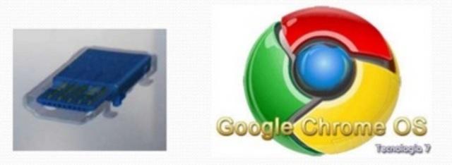 GOOGLE CHROME OS - USB 3.0 2010