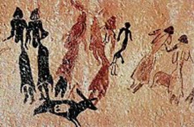 PREHISTORIA (50000 a. C.-5000 a. C)