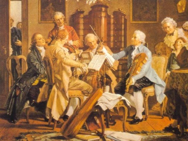 "Música del período de la práctica común o ""clásica"" (1600-1900)"