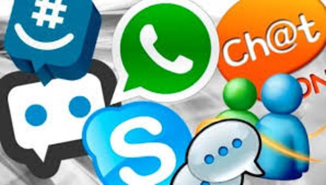 sistema de mensajería instantanea
