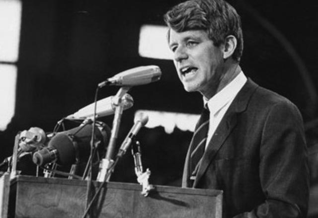 R. Kennedy's Speech in Indy about MLK death