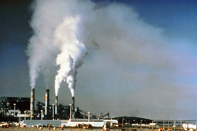 First Clean Air Act Passed