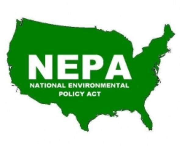 National Enviromental Policy Act