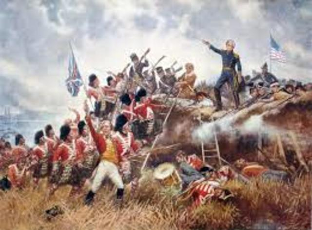 Battle at New Orleans 1815