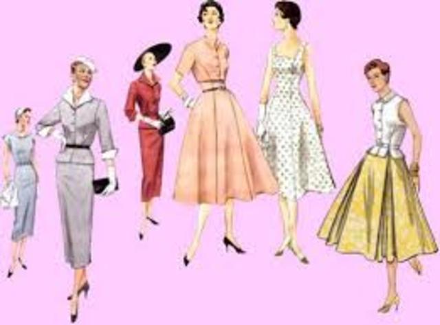 1950 women