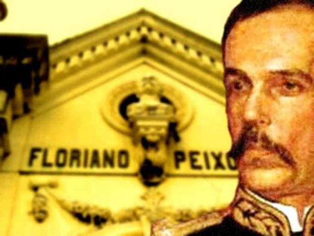 Fim do governo de Floriano Peixoto