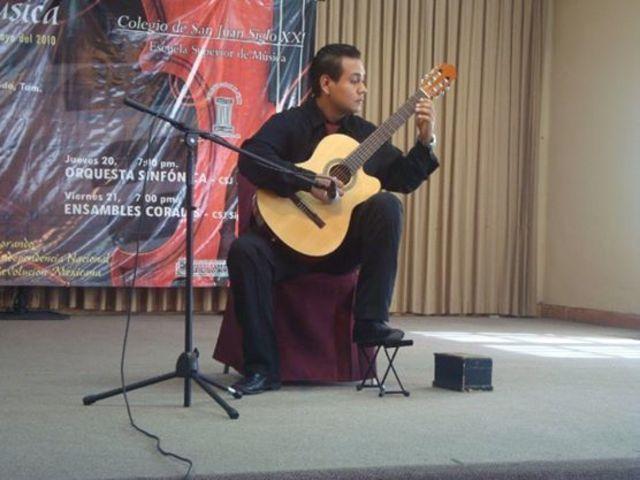 mi primer recital