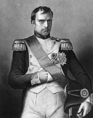 Napolean becomes Emporer