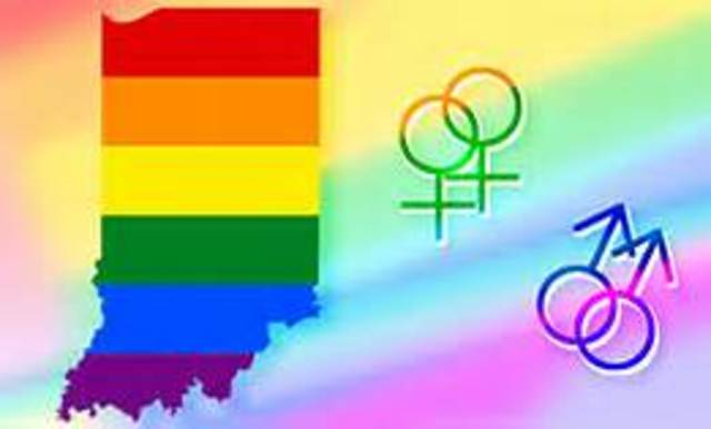 Indiana Gay right court battle