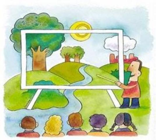 Incorporación de la enseñanza audiovisual