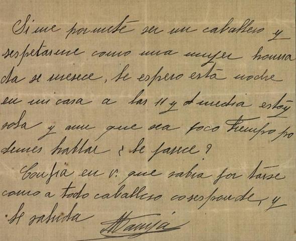 Cartas del noble francés pierre de maricourt