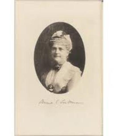 Anna E. Ticknor