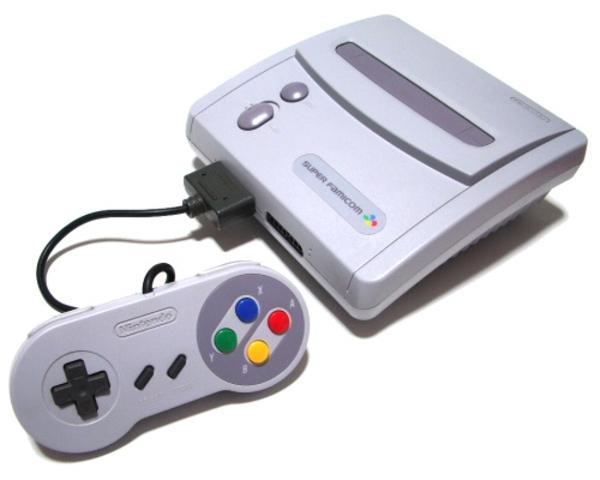 Super Famicom Jr.