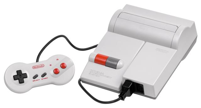 NES Control Deck
