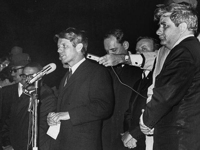 Robert Kennedy Speech upon Death of MLK