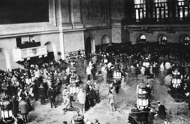 Stcck Market crash