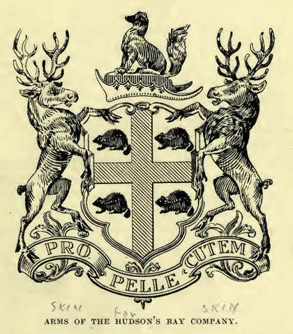 The Fur Trade, and Establishment of the Hudson's Bay Company (1608-) Cont.