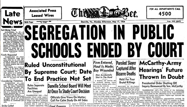 Brown v. Board of Education (part 2)