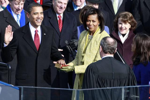 President Obama's First Inaugural Address