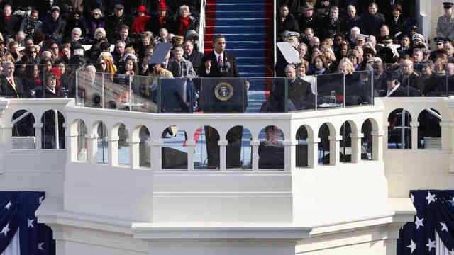 President Obama's First Inaugural Address (part 2 & citations)