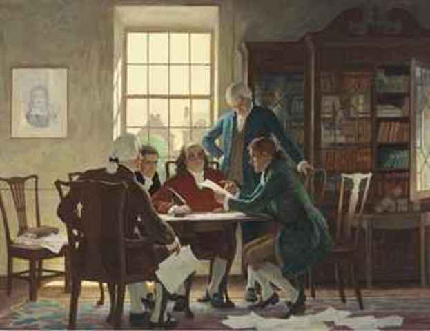 Declaration of Independence (part 2 & citations)