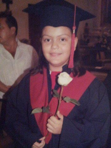 Graduación del Colegio