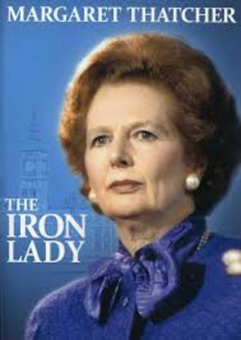 Margart Thatcher