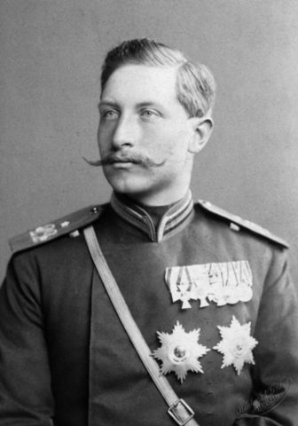 Kaiser Wilhelm II came to the throne