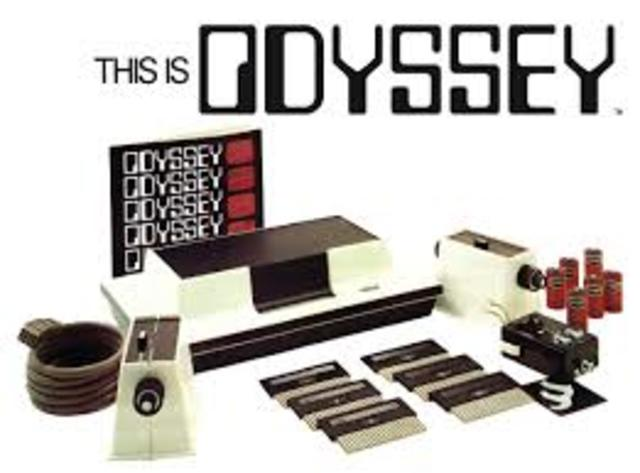 Start of FIrst Gen. and the Release of the Magnavox Odyssey