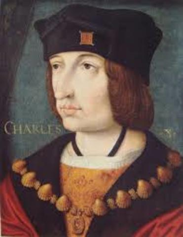 French Victory in Orleans;Charles VII crowned king