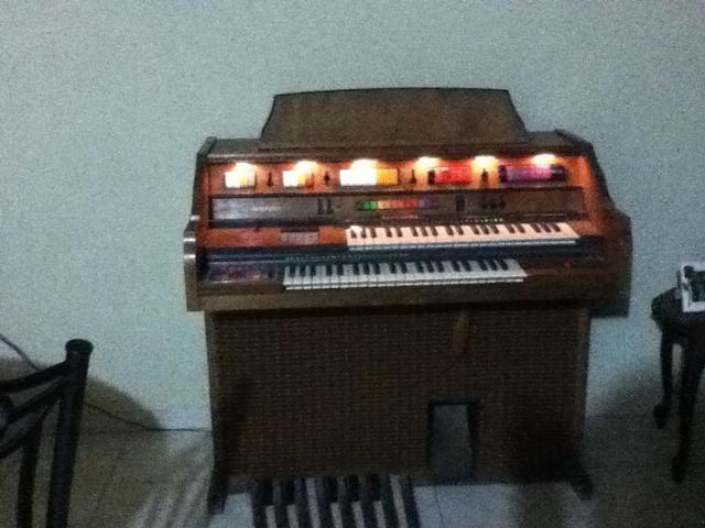 organo pero no piano!