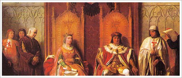 1492 - Expulsión de los árabes de España