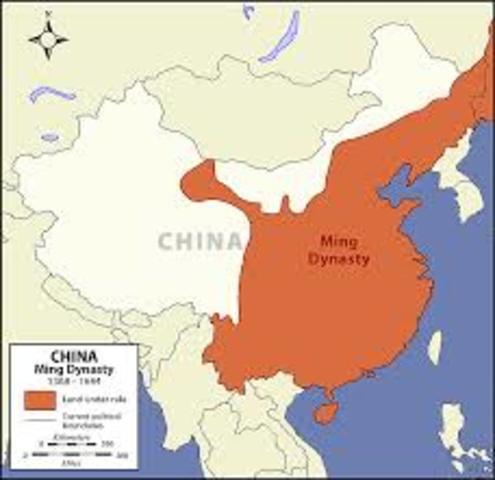 Ming Dynasty China