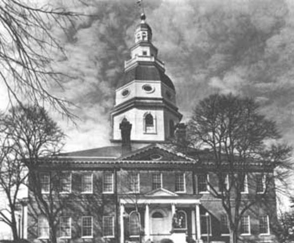 Meeting of the Annapolis Convention