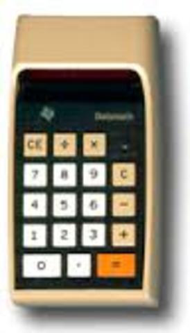 Pascal-Calculadora de bolsillo