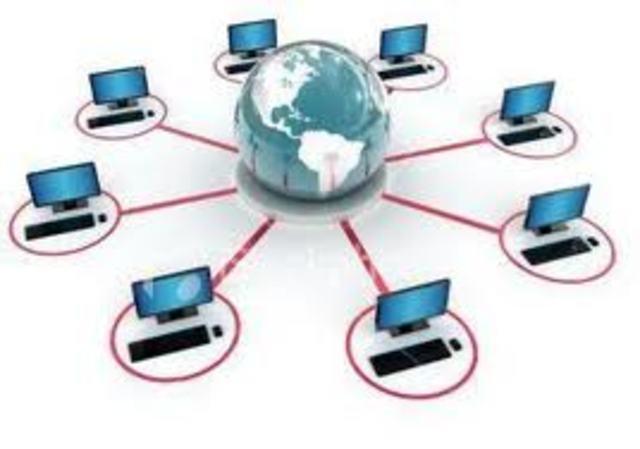 Internet por red