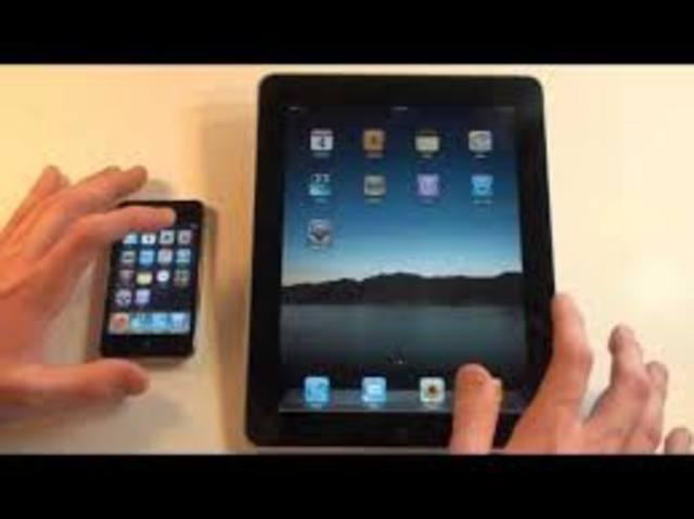 iPod Vs. iPad