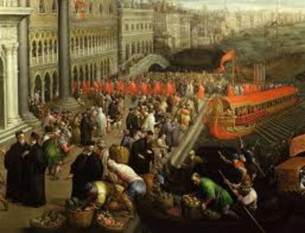 Venice and Merchant Oligarchy