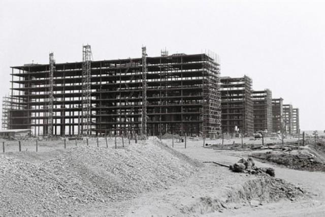 Construcao de Brasilia