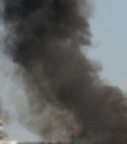 Sulfur Fire
