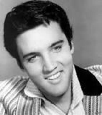 Elvis Presley is Born