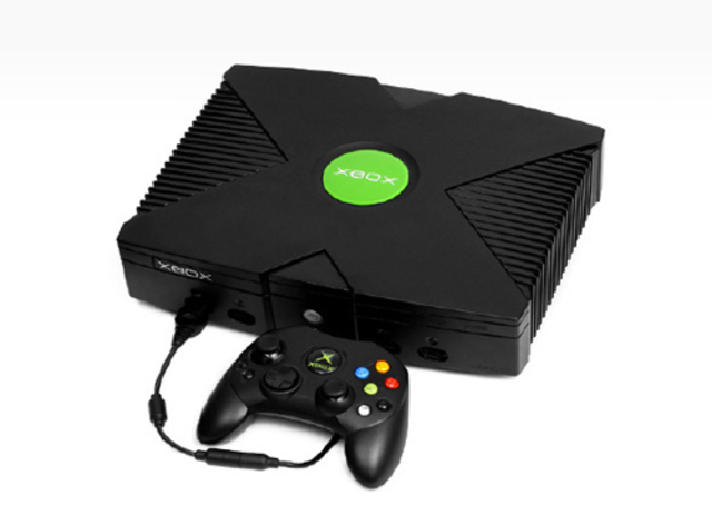 Release of the Xbox